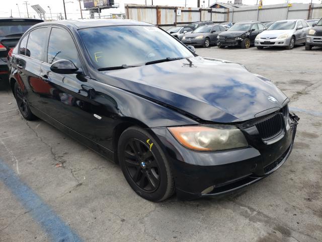 Vehiculos salvage en venta de Copart Los Angeles, CA: 2007 BMW 328 I