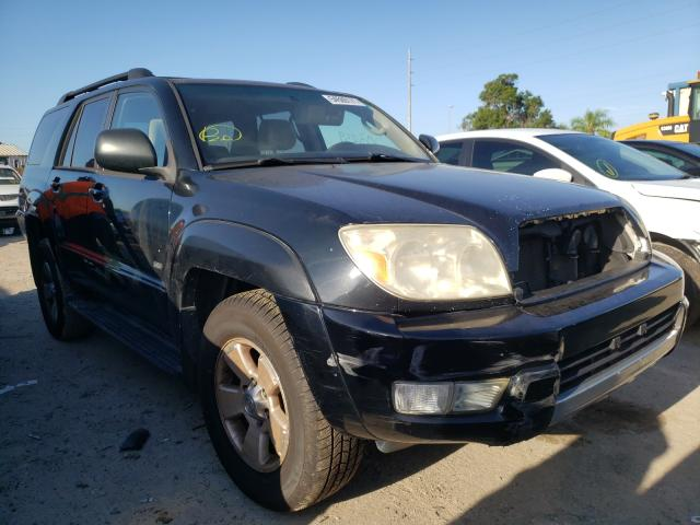 Salvage cars for sale from Copart Riverview, FL: 2004 Toyota 4runner SR