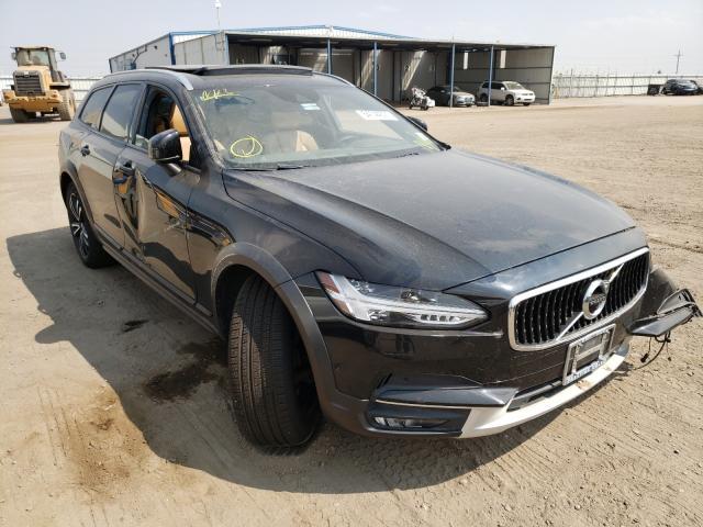 Volvo salvage cars for sale: 2018 Volvo V90 Cross