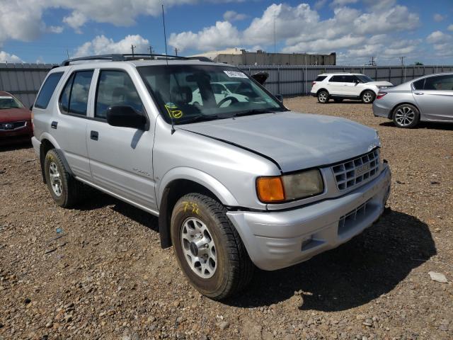 Isuzu salvage cars for sale: 1998 Isuzu Rodeo S