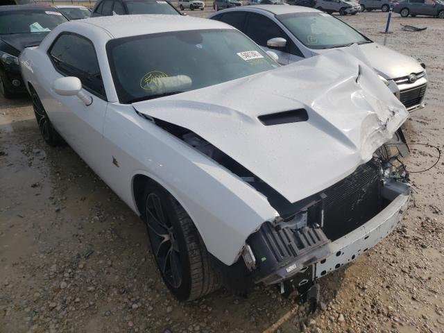 Salvage cars for sale from Copart Haslet, TX: 2018 Dodge Challenger