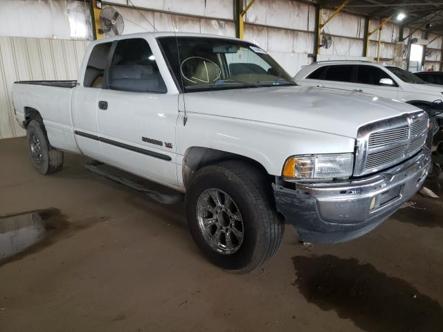 Salvage cars for sale from Copart Phoenix, AZ: 2001 Dodge RAM 2500