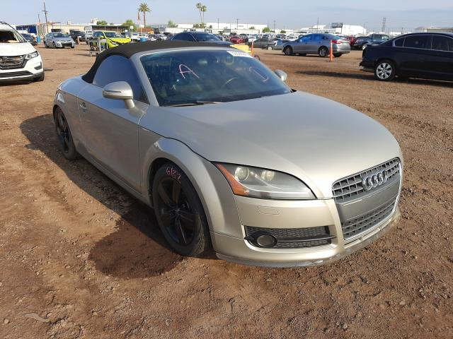 Audi TT salvage cars for sale: 2009 Audi TT