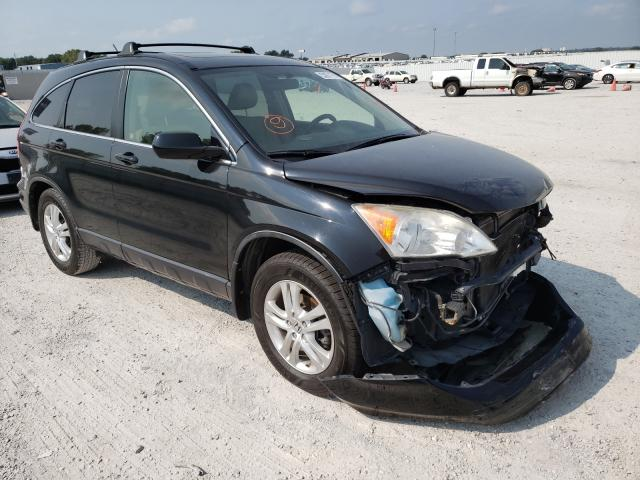 Salvage cars for sale from Copart Greenwood, NE: 2011 Honda CR-V EXL