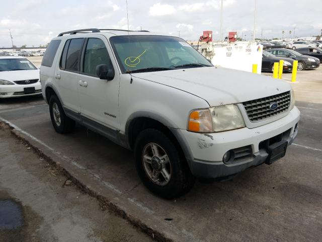 Salvage cars for sale from Copart Sun Valley, CA: 2002 Ford Explorer X