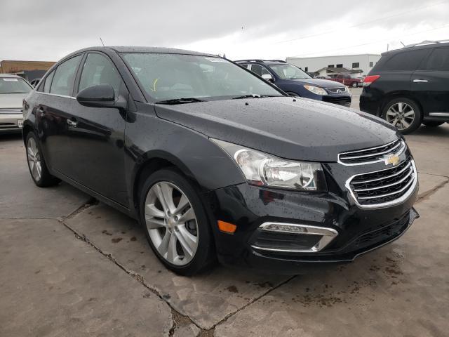Vehiculos salvage en venta de Copart Grand Prairie, TX: 2016 Chevrolet Cruze Limited