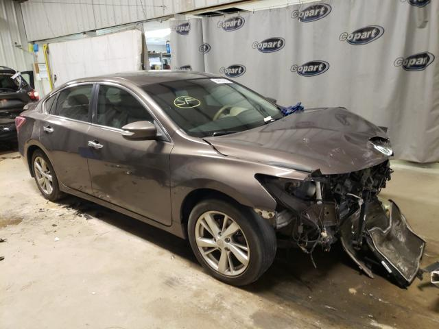 Salvage cars for sale from Copart Tifton, GA: 2013 Nissan Altima 2.5