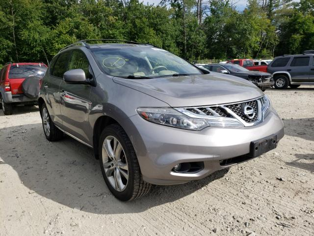 Nissan Vehiculos salvage en venta: 2012 Nissan Murano S