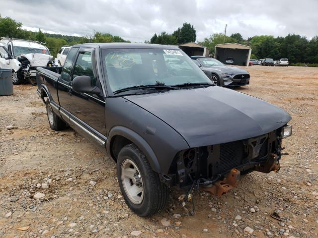 Vehiculos salvage en venta de Copart China Grove, NC: 1996 Chevrolet S Truck S1