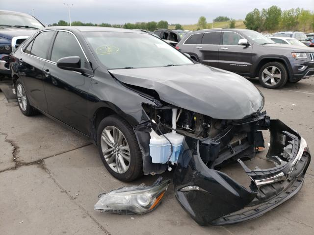 Toyota salvage cars for sale: 2016 Toyota Camry LE