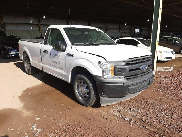 Salvage cars for sale from Copart Phoenix, AZ: 2019 Ford F150
