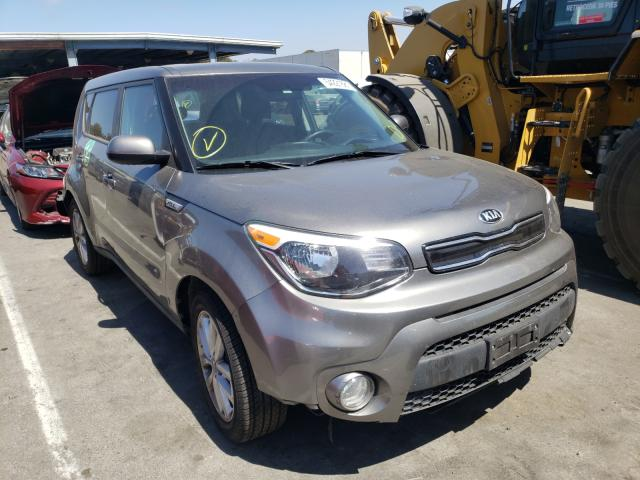 Rental Vehicles for sale at auction: 2019 KIA Soul +