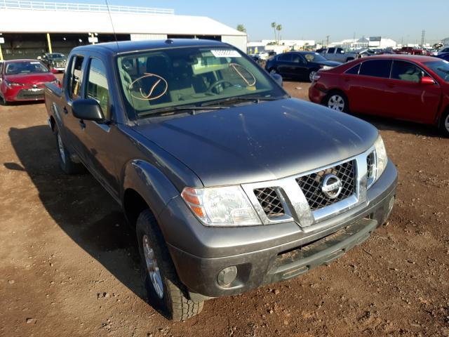 Salvage cars for sale at Phoenix, AZ auction: 2018 Nissan Frontier S