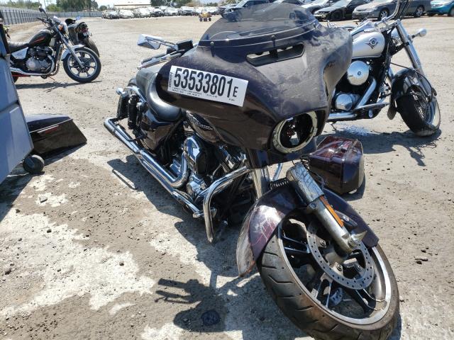 Harley-Davidson Vehiculos salvage en venta: 2014 Harley-Davidson Flhxs Street