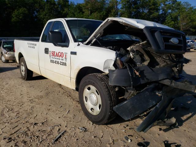 Salvage cars for sale from Copart Midway, FL: 2008 Ford F150