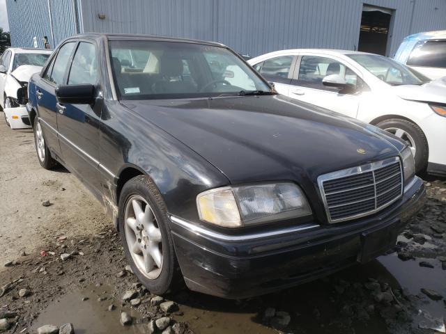 Mercedes-Benz 280-Class salvage cars for sale: 1999 Mercedes-Benz 280-Class