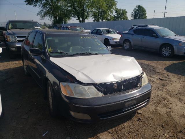 Vehiculos salvage en venta de Copart Pekin, IL: 2001 Toyota Avalon XL