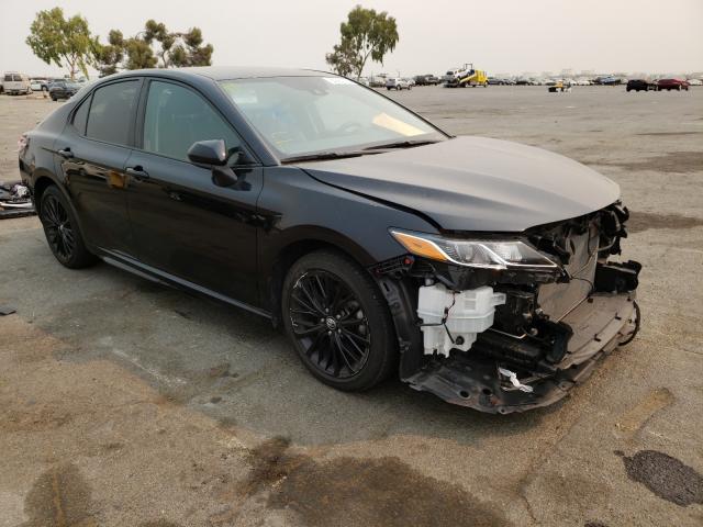 Vehiculos salvage en venta de Copart Martinez, CA: 2020 Toyota Camry SE