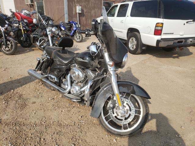 Salvage cars for sale from Copart Billings, MT: 2012 Harley-Davidson Flhx Street