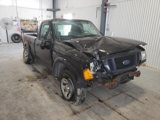 Salvage cars for sale from Copart Greenwood, NE: 2004 Ford Ranger