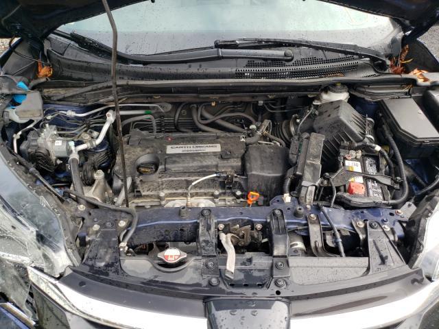 2015 HONDA CR-V LX 5J6RM4H33FL084625