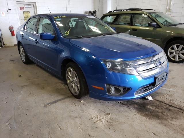Salvage cars for sale from Copart Blaine, MN: 2011 Ford Fusion SE