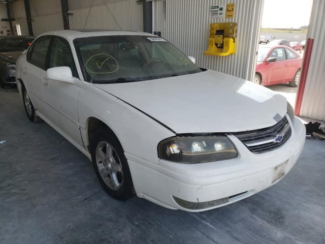 Salvage cars for sale from Copart Greenwood, NE: 2004 Chevrolet Impala LS