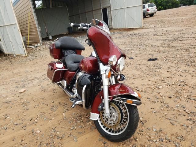 Salvage cars for sale from Copart China Grove, NC: 2009 Harley-Davidson Flhtc