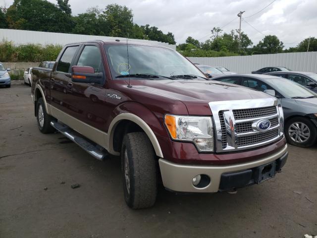 Vehiculos salvage en venta de Copart Marlboro, NY: 2010 Ford F150 Super