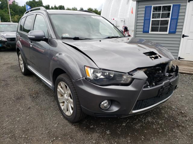 Mitsubishi salvage cars for sale: 2012 Mitsubishi Outlander