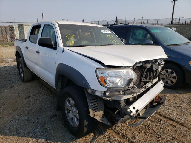 Salvage cars for sale from Copart San Martin, CA: 2013 Toyota Tacoma DOU