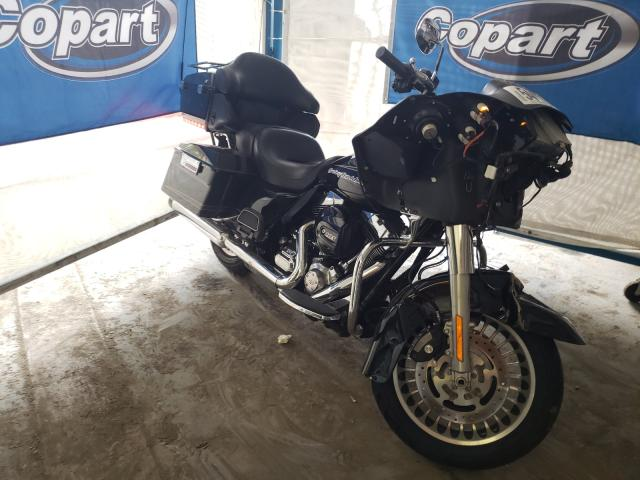 Salvage cars for sale from Copart Fort Wayne, IN: 2011 Harley-Davidson Fltru