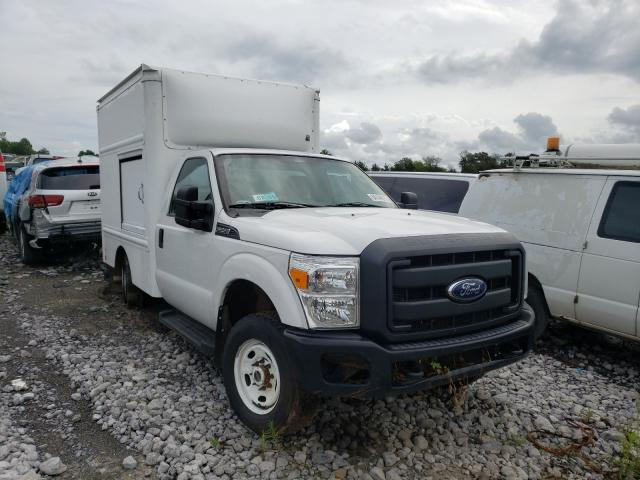 Salvage cars for sale from Copart Madisonville, TN: 2015 Ford F250 Super