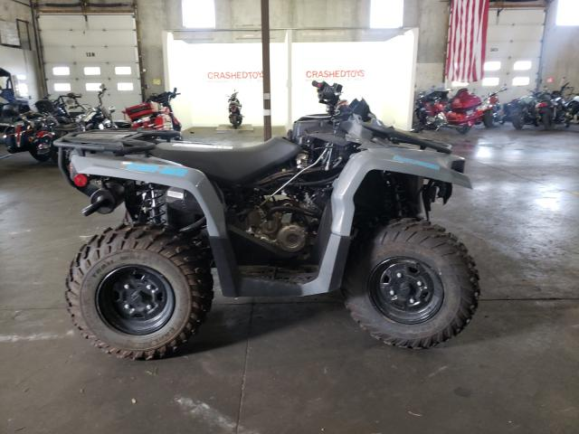 Can-Am salvage cars for sale: 2021 Can-Am Outlander