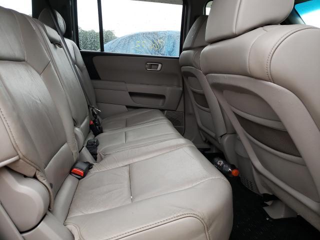 2010 HONDA PILOT EXL 5FNYF4H50AB034967