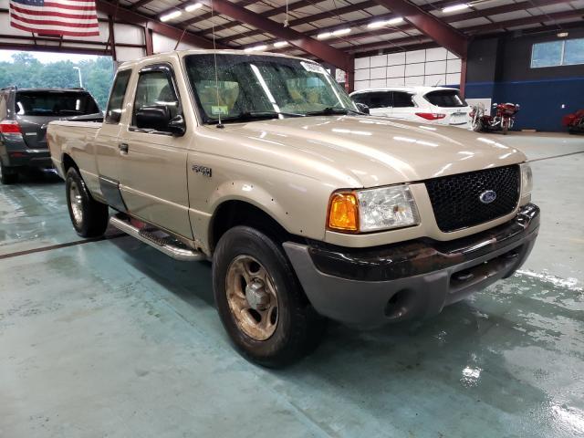 Vehiculos salvage en venta de Copart East Granby, CT: 2002 Ford Ranger SUP