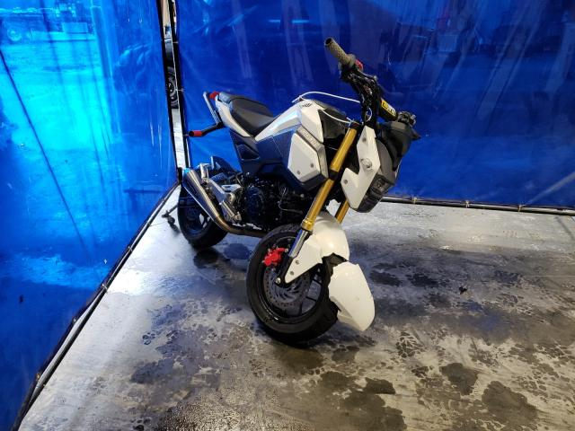Salvage cars for sale from Copart Spartanburg, SC: 2018 Honda Grom