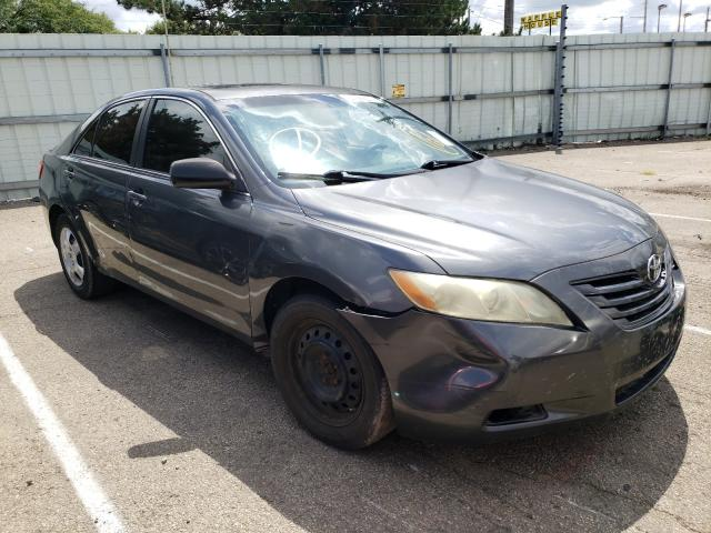 Salvage cars for sale from Copart Moraine, OH: 2007 Toyota Camry CE