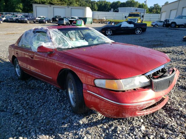 Lincoln Continental salvage cars for sale: 1996 Lincoln Continental