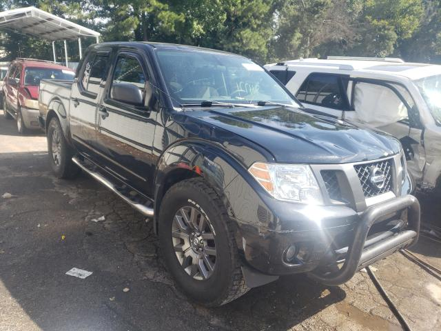 Vehiculos salvage en venta de Copart Austell, GA: 2012 Nissan Frontier S
