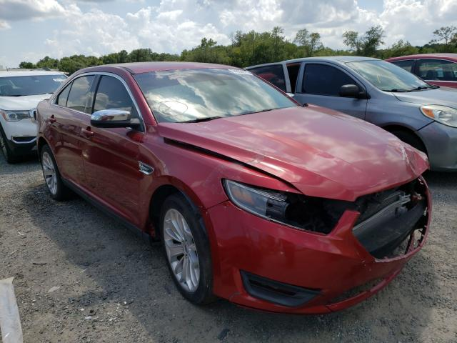 Salvage cars for sale from Copart Jacksonville, FL: 2017 Ford Taurus LIM