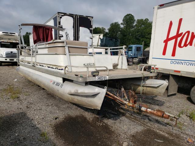 Crestliner Boat salvage cars for sale: 1984 Crestliner Boat