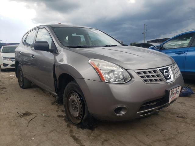 2010 NISSAN ROGUE S JN8AS5MT3AW030953