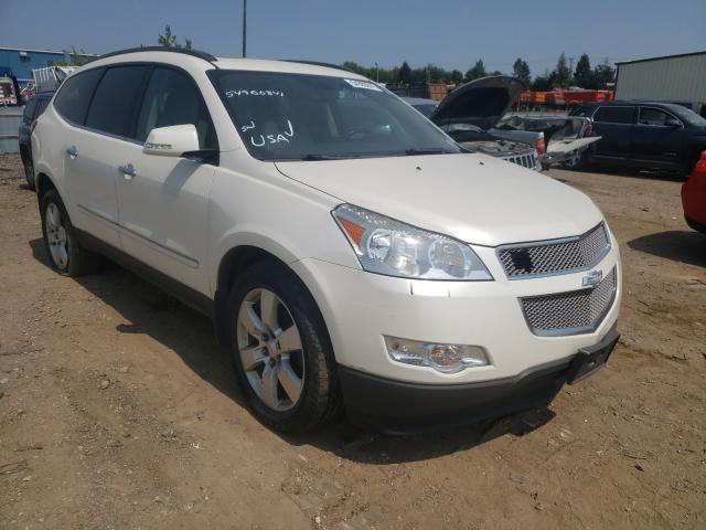 Vehiculos salvage en venta de Copart Des Moines, IA: 2011 Chevrolet Traverse L