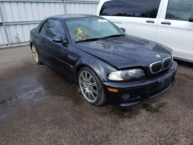 Salvage cars for sale from Copart Bowmanville, ON: 2006 BMW M3