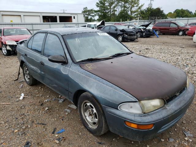 GEO salvage cars for sale: 1995 GEO Prizm Base