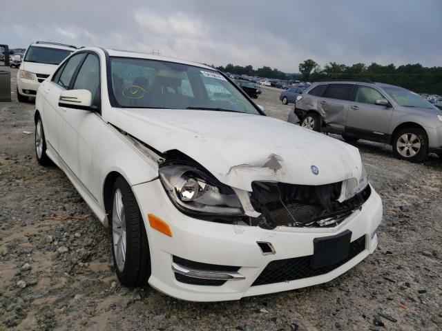Vehiculos salvage en venta de Copart Loganville, GA: 2013 Mercedes-Benz C 300 4matic