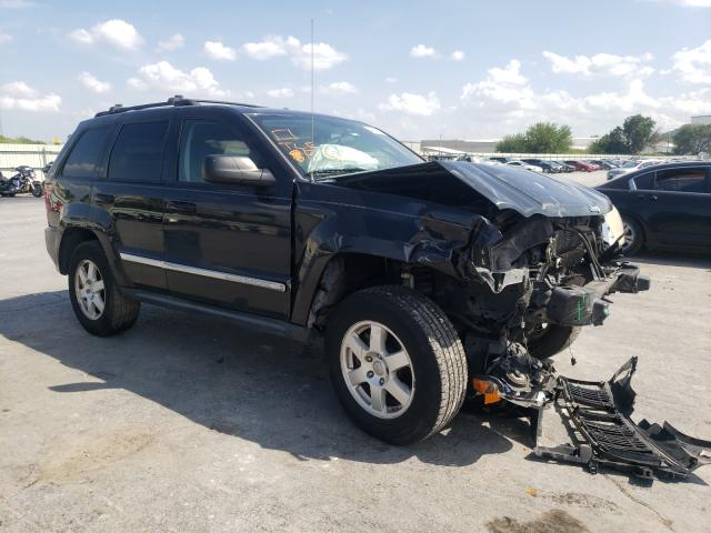 Salvage cars for sale from Copart Tulsa, OK: 2010 Jeep Grand Cherokee