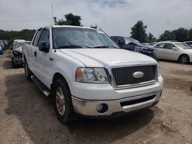 Salvage cars for sale from Copart Baltimore, MD: 2007 Ford F150