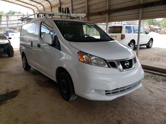 Vehiculos salvage en venta de Copart Fairburn, GA: 2017 Nissan NV200 2.5S